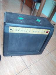 Amplificador de guitarra warm music