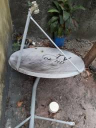 Antena sky com lnb