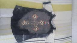 Camisa cruz da imortalidade Vitório Baro