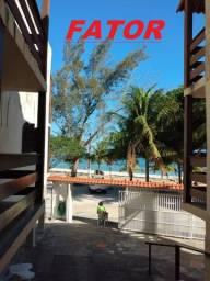 (Fator 20) Casa/Apto em Frente a Praia Linda em São P;da Aldeia É Na Fator