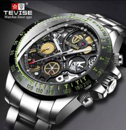 Relógio Masculino Mecânico/Automático TEVISE.