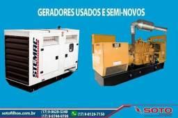 Grupo gerador de energia diesel - profissional
