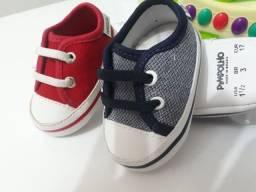 Sapato pimpolho semi novo