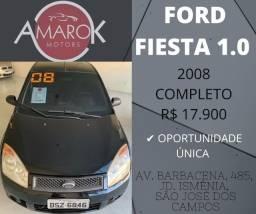 Fiesta 1.0 2008 Completo