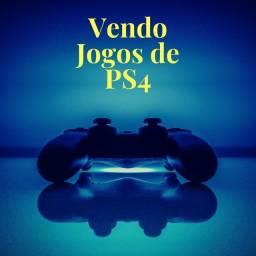 Incríveis Jogos de PS4, em Perfeito Estado