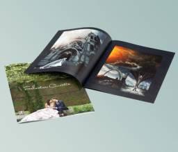 Revistas 90g 8 paginas para divulgação de seu produto ótimos preços a partir de R$ 1,75
