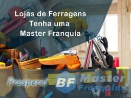 Master Franquia Lojas de Ferragens