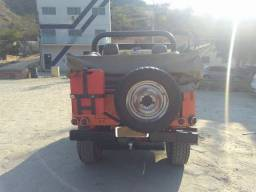 Jeep willys ano 74 (relíquia)
