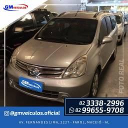 Nissan Grand Livina 2014 1.8 SL Flex Aut