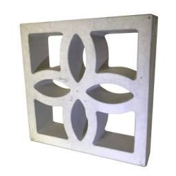 Elementos vazados, cobogó, comungol, combogol, Pré Moldados, blocos de concreto
