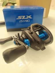 Carretilha Shimano SLX 151 HG (Esquerda)