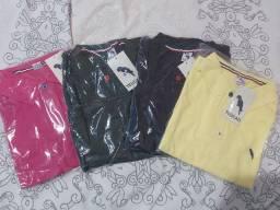 Camisas polo masculina tamanho M