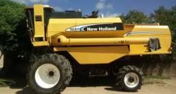 Colheitadeira New Holland 57 ano 2017 4x4 plat arroz 17