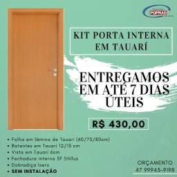 Kit Porta Interna em Tauarí