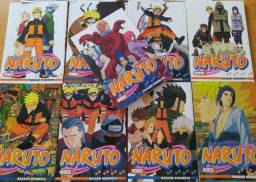 Naruto Mangás Volumes 28 e 29 & do 33 ao 41