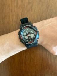 Relógio gshock GA 100