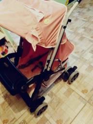 Carrinho bebê  tutti baby