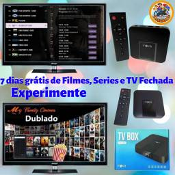 TV BOX INOVA TX9