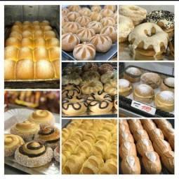 Costa pães congelados e pães de queijo