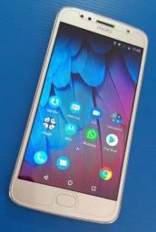 Moto G5S Dual SIM 32 GB Prata Seminovo