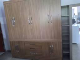 Guarda roupa 10 portas 3 gavetas