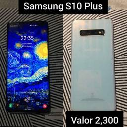 Samsung S10 plus em perfeito estado
