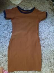 Vestido blusa bore
