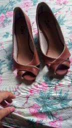 Sapato, número:36 cor marrom