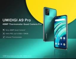 Umidigi A 9 PRO 128 GB novo na caixa
