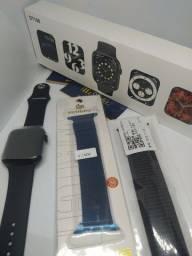 Semana Dias dos Pais. Vendo Smartwatch DT 100 +2 Pulseiras Grátis.