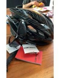 Capacete Bike 12x Sem juros