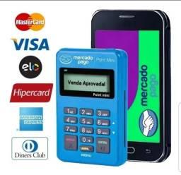 Máquina de cartão Mercado Pago (PROMOÇÃO)