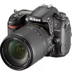 Câmera Nykon D7000 (Usada)