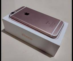 Troco iPhone 6s zerado