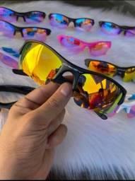 Título do anúncio:  Óculos Flack- lupa