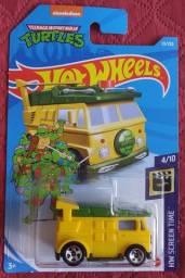 Hot wheels turtles