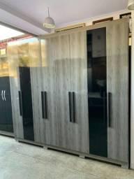 Guarda roupa NOVO 8 portas