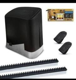 Automatização de portão kit completo portão automático instalação e manutenção