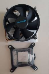 I3-3240-1155.  98% novo com o cooler!!