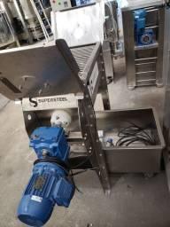 Misturador ribbon blender 100 litros