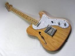 Guitarra SX Telecaster Thinline Natural