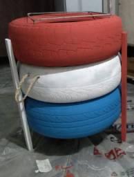 Líxeira de pneus