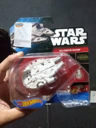 Coleção Hot Wheels Star Wars Nave Millenium Falcon