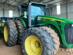 John Deere 8245R - Ano 2011 - Trator Extra - Parcela em 01 mais 03x