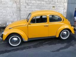 Fusca 1973 Amarelo Savana