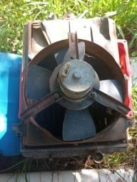 Vendo radiador de Passat completo com a ventoinha