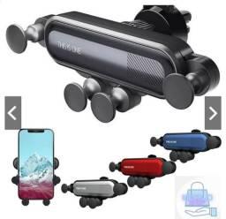 Suporte veicular para celular smartphone universal