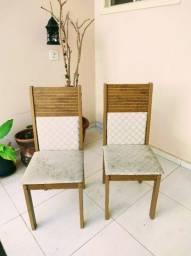 2 Cadeiras Leifer