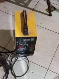 Máquina de solda v8 brasil