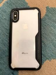 iPhone XS , + case , touch da borda esquerda não funciona